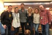 Brett Eldredge Takes The Stage In St. Louis