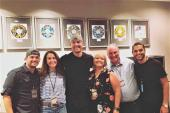 Brett Young Catches Up With Radio Friends