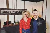 Cam Visits 'Taste Of Country Nights'