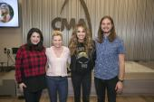 Carly Pearce Hangs With CMA EDU Students