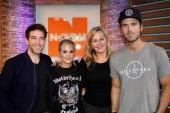 Carrie Underwood Chats With 'Ty, Kelly & Chuck'