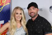 Carrie Underwood Catches Up With CMT's Cody Alan