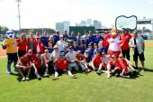 City Of Hope Celebrity Softball Game Takes Place In Nashville