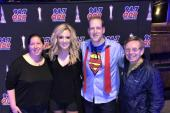 Clare Dunn Hangs With WQDR/Raleigh