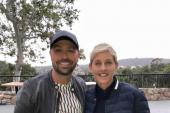 Cody Alan, Ellen DeGeneres Support 2nd Responders