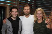 Dierks Bentley Hangs With 'Ty, Kelly & Chuck'