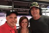 David Lee Murphy Hangs With WIL/St. Louis Friends