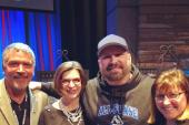 Garth Brooks Goes Live At Country Radio Seminar