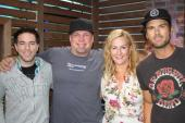 Garth Brooks Chats New Single, 'All Day Long,' With 'Ty, Kelly & Chuck'