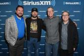 Jason Aldean Gets 'Sirius' In New York City