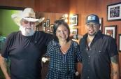 Jason Aldean, Charlie Daniels Take On The Opry