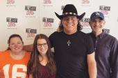 Jeff Clayborn Visits All Access Nashville