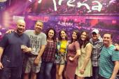 Jillian Jacqueline Hangs With Country Radio Friends