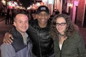 Jimmie Allen Kicks It In New Orleans