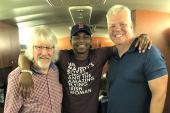 Jimmie Allen Gives Roanoke His 'Best Shot'