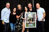 Kacey Musgraves Celebrates In Nashville