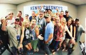 Kenny Chesney Kicks Off 'Trip Around The Sun Tour' In Tampa