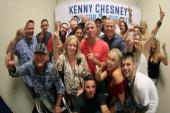 Kenny Chesney Celebrates 'Get Along' With Radio