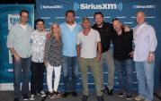 Kenny Chesney Hangs With SiriusXM Friends