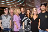 Little Big Town Hangs With 'Ty, Kelly & Chuck'