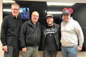 Mitchell Tenpenny Continues Radio Tour