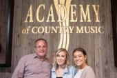Maddie & Tae Perform For The ACM Offices
