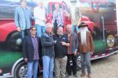 The Oak Ridge Boys Hang With KNEI/Waukon, IA