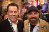 Garth Brooks Performs For Country Radio Friends