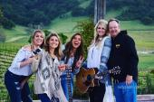Runaway June Wines Down With KRTY/San Jose