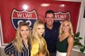 Southern Halo Visits WLWI/Montgomery, AL