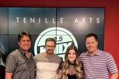 Tenille Arts Embarks On First-Ever Radio Tour
