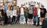 Thomas Rhett Catches Up With Country Radio Friends In Minneapolis