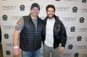 Thomas Rhett Hangs With KTHK/Idaho Falls