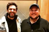 Thomas Rhett Catches Up With WFMS/Indianapolis