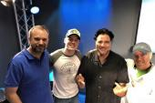 Travis Denning Stops By WQYK/Tampa