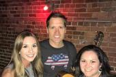 Walker Hayes Performs For WNCB/Raleigh