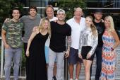Cole Swindell And Friends Take The Stage At Ascend Amphitheater