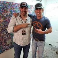 Aaron Watson Kicks It With KTHK/Idaho Falls
