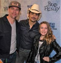Brad Paisley Takes The Stage In Nashville