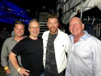 Brett Eldredge Performs At Nissan Stadium During CMA Fest