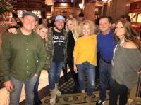 Cam & Mitchell Tenpenny Catch Up With Radio Friends