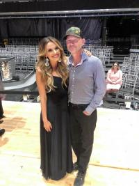 Carly Pearce Catches Up With iHeartMedia's Rod Phillips
