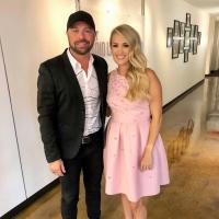 Carrie Underwood Chats With CMT's Cody Alan