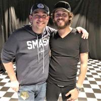 Chris Janson Kicks It With Brent Michaels