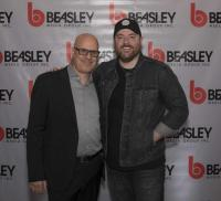 Chris Young Catches Up With Radio Friends