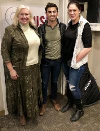 Cody Webb Visits WSM-A/Nashville