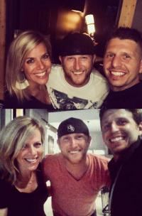 #ThrowbackThursday With Cole Swindell