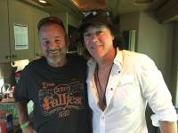 David Lee Murphy Hangs With WIOV/Lancaster, PA