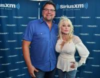 Dolly Parton Hangs At SiriusXM
