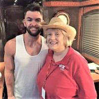 Dylan Scott Hangs In Memphis